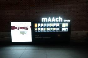 ニッチな高架下施設。mAAch ecute (マーチ・エキュート)