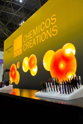 Cosme Tech 2014 Chemicos Creations