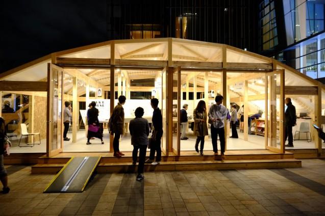 「MAKEHOUSE - 木造住宅の新しい原型展」