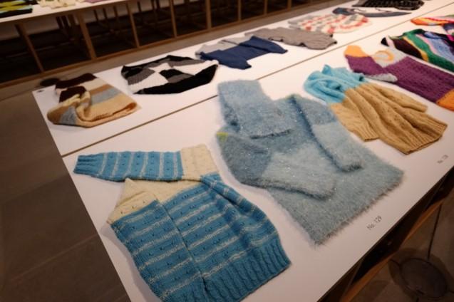 DNAシャロアー&クリスティン・メンデルツマ/ヴァンスファッペン 「ロースさんのセーター」2012年