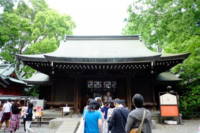 川越氷川神社・小江戸の街 (30)