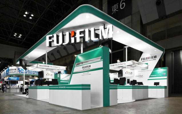 国際モダンホスピタルショー2015 FUJIFILMブース