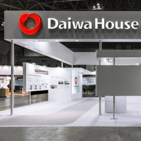 Eco Products 2015 DAIWA house booth