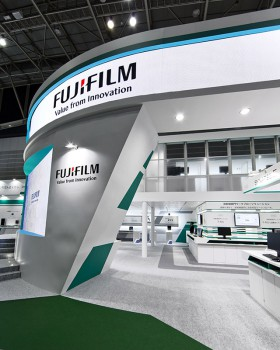 "ITEM in JRC 2016 ""FUJIFILM"" booth"