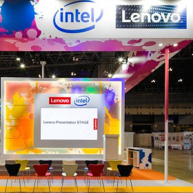 "CEATEC JAPAN2016 ""Lenovo"""