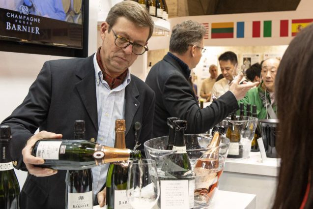 FOODEX 2018に出展したワインインポーター未来堂が手がける、セレクテッドワインの販売チャンネルPresure Wine (2)