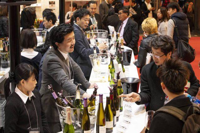 FOODEX 2018に出展したワインインポーター未来堂が手がける、セレクテッドワインの販売チャンネルPresure Wine (1)