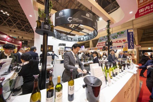 FOODEX 2018に出展したワインインポーター未来堂が手がける、セレクテッドワインの販売チャンネルPresure Wine (7)