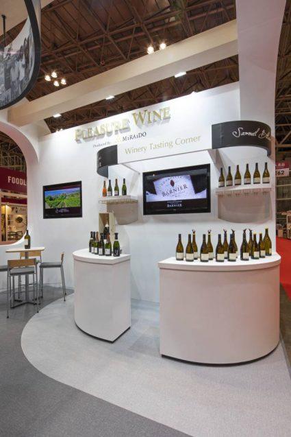 FOODEX 2018に出展したワインインポーター未来堂が手がける、セレクテッドワインの販売チャンネルPresure Wine (8)