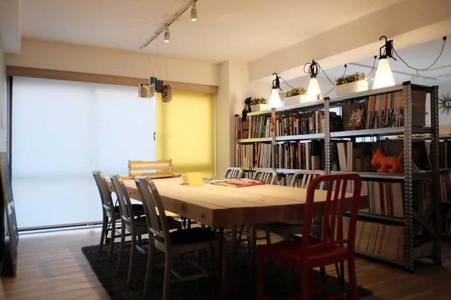 株式会社デザインカフェ 日本橋スタジオ