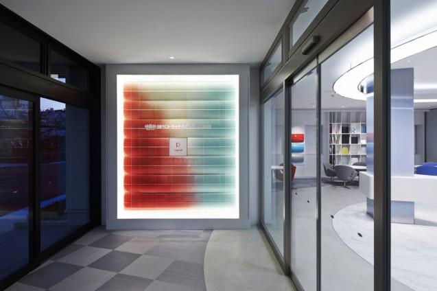 ショールームデザインの事例|日本ペイント・オートモーティブコーテチィングス