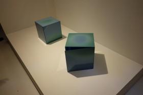 粉体塗装のプロダクツ – 家具デザイン展02にて –