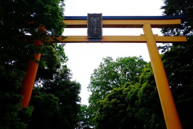 川越氷川神社・小江戸の街 (32)