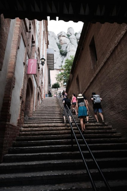 Barcelona 2015 Vol.08|モンセラット修道院