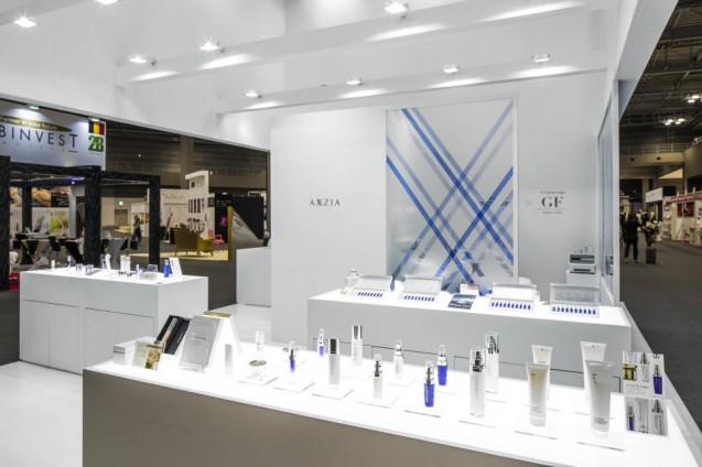 Beautyworld Japan 2017に出展した AXXZIAブースのデザイン事例 (13)