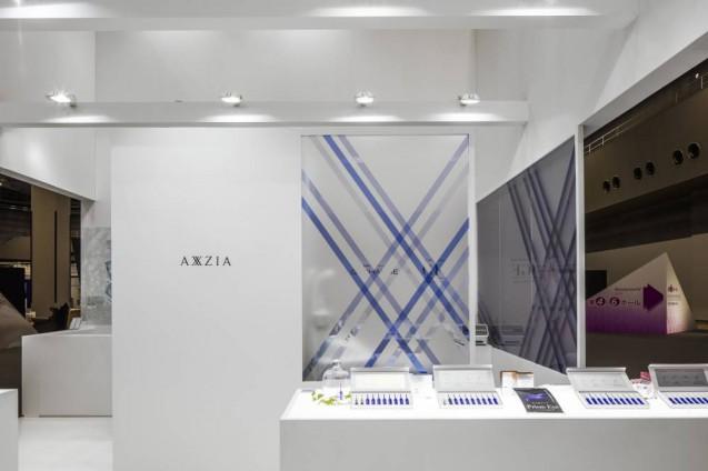 Beautyworld Japan 2017に出展した AXXZIAブースのデザイン事例 (6)