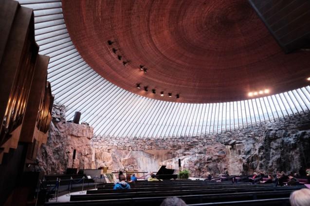 Helsinki Architecture / ヘルシンキの建築写真 (44)