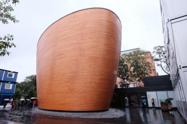 Helsinki Architecture / ヘルシンキの建築写真 (26)