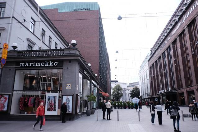 Helsinki Architecture / ヘルシンキの建築写真 (15)