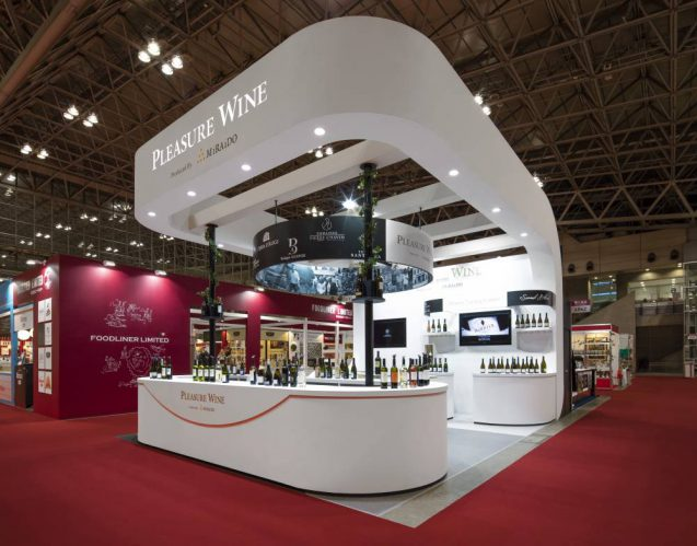 FOODEX 2018に出展したワインインポーター未来堂が手がける、セレクテッドワインの販売チャンネルPresure Wine (9)