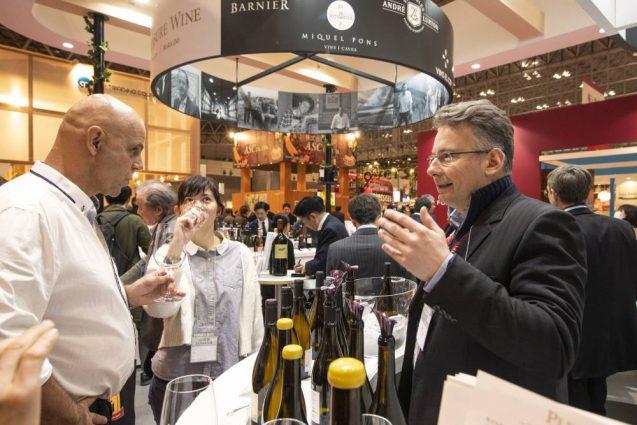 FOODEX 2018に出展したワインインポーター未来堂が手がける、セレクテッドワインの販売チャンネルPresure Wine (4)