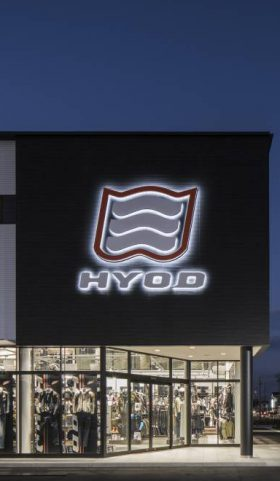 HYOD Headquarters / HYOD-PLUS