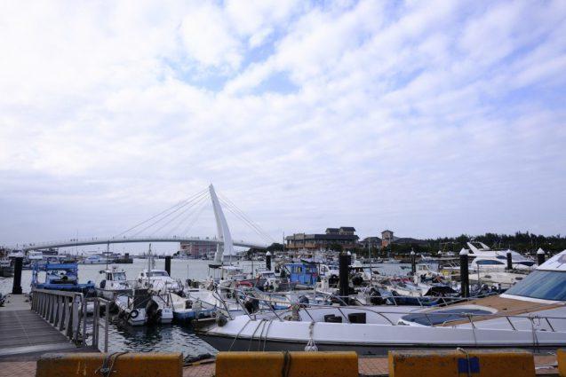 漁人碼頭の情人橋。別アングル。