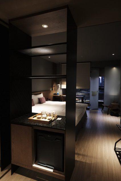 ホームホテル大安 Home Hotel DaAn のアメニティースペース。
