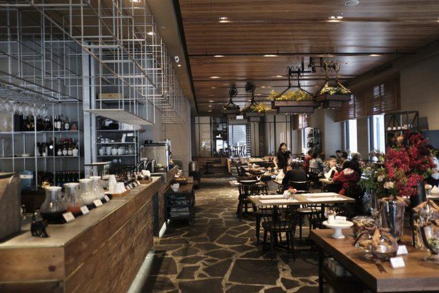 ホームホテル大安 Home Hotel DaAn。1Fにあるレストラン Fancalay美好的。