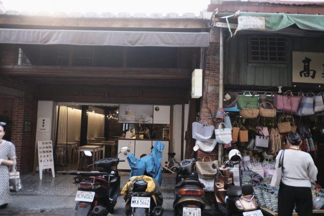 台北の合羽橋「迪化街」で見つけた籠屋