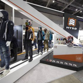 Tokyo Motorcycle Show 2019  HYOD