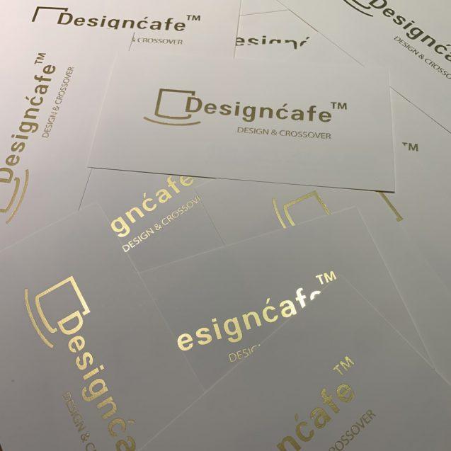 Designcafe 2020年年賀状