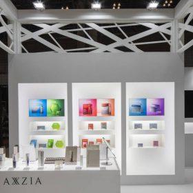 Cosme Tech Tokyo 2020 AXXZIA