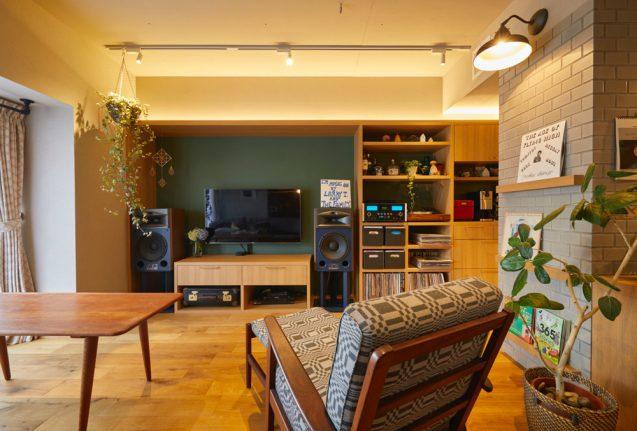 仲の良い4人家族(ご夫婦+お子様2名)のオーナーから依頼されたマンションリノベーションの事例 (4)