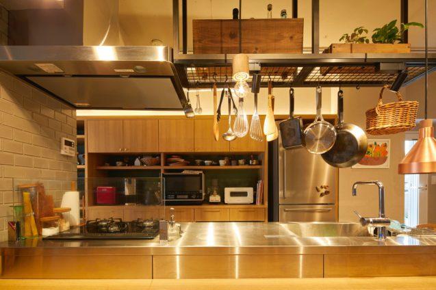 仲の良い4人家族(ご夫婦+お子様2名)のオーナーから依頼されたマンションリノベーションの事例 (1)