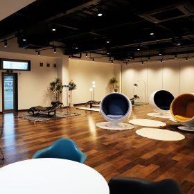 Heartland.Data -Headquarters Work Lounge