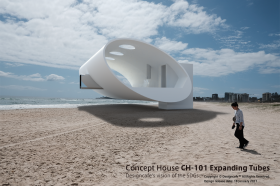 "Concept House ""CH-101""  Designcafe's vision of the SDGs"