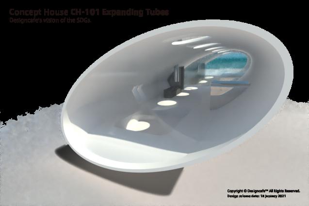 """Smart Concept House """"CH-101"""""""