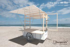 海外の屋台デザイン International stall design